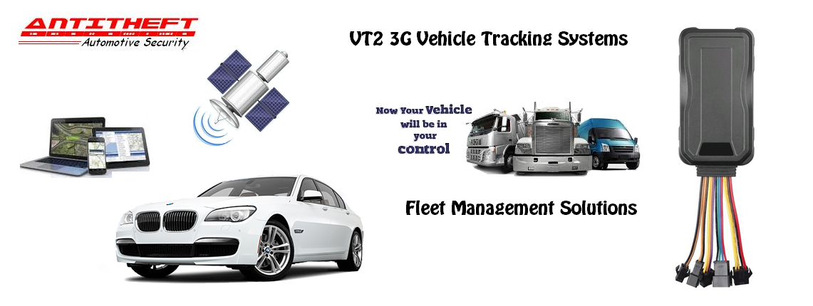 Antitheft Vehicle Tracking Solutions